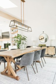 Elegant Dining Room Design Ideas That Will Amaze You 42
