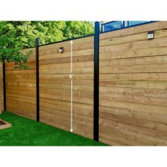Enchanting Living Fences Design Ideas That Suitable For Your Yard 04