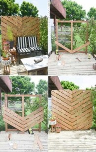 Enchanting Living Fences Design Ideas That Suitable For Your Yard 20