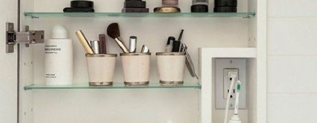 Fancy Bathroom Organization Design Ideas For Saving Your Space 24