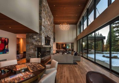 Impressive Spacious Chalet Design Ideas With Warm And Cosy Ambience 05