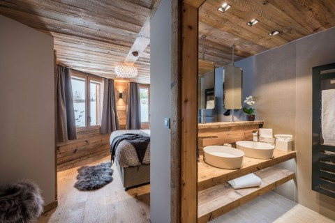Impressive Spacious Chalet Design Ideas With Warm And Cosy Ambience 15