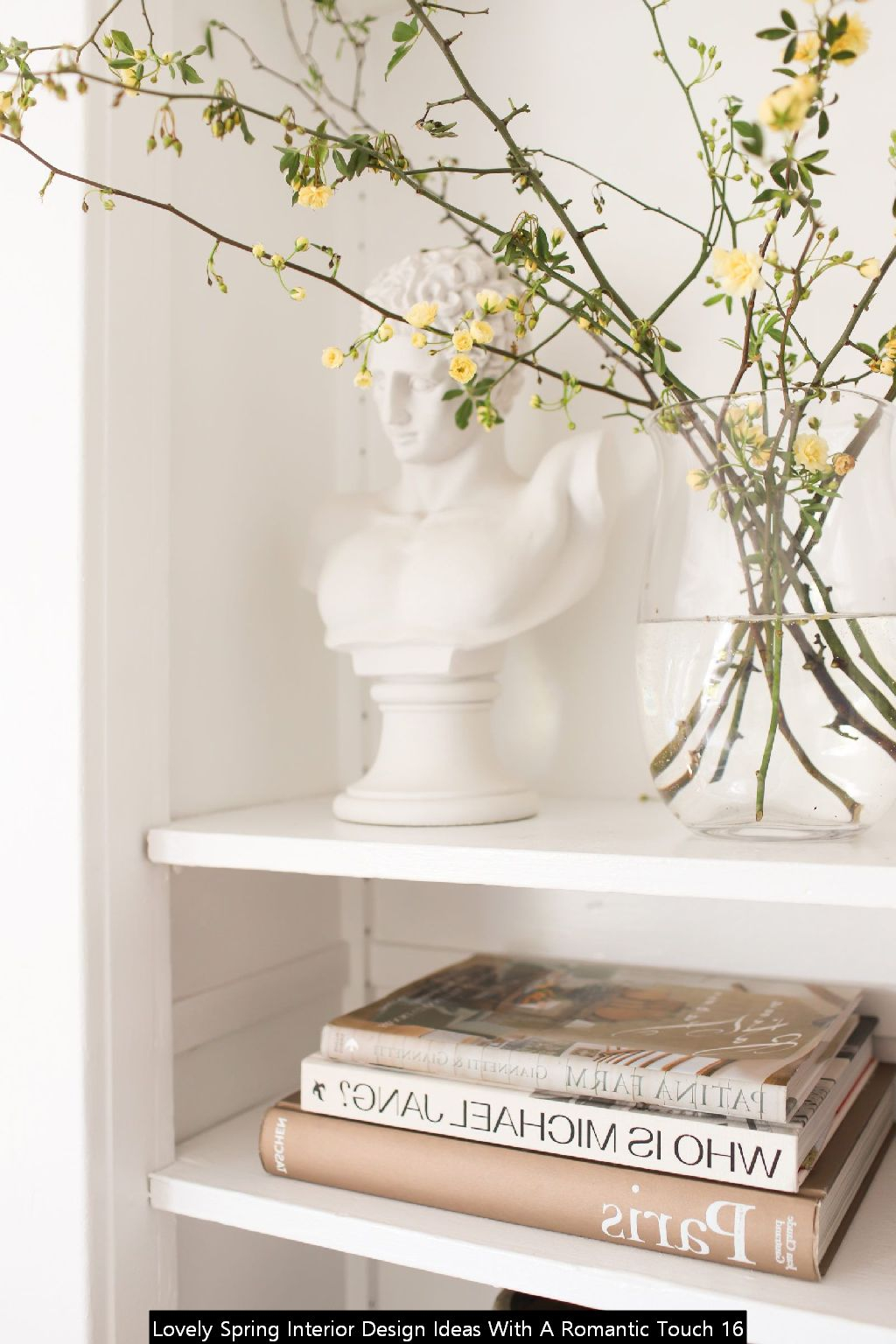 Lovely Spring Interior Design Ideas With A Romantic Touch 16