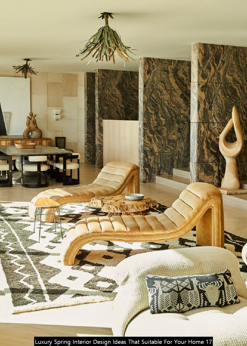 Luxury Spring Interior Design Ideas That Suitable For Your Home 17