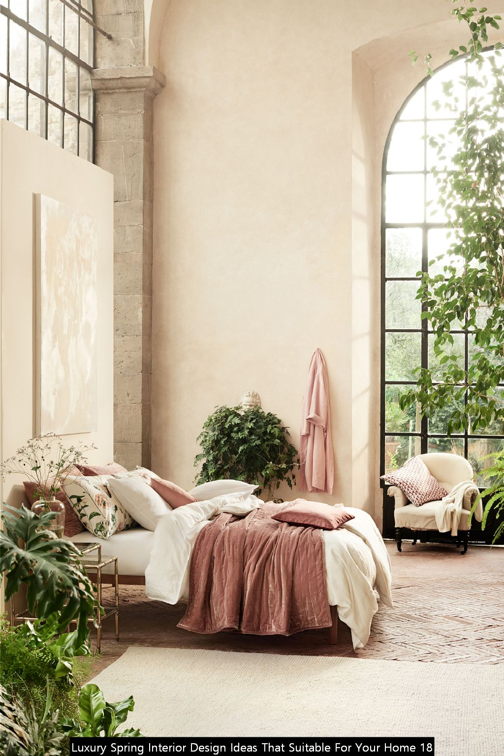 Luxury Spring Interior Design Ideas That Suitable For Your Home 18