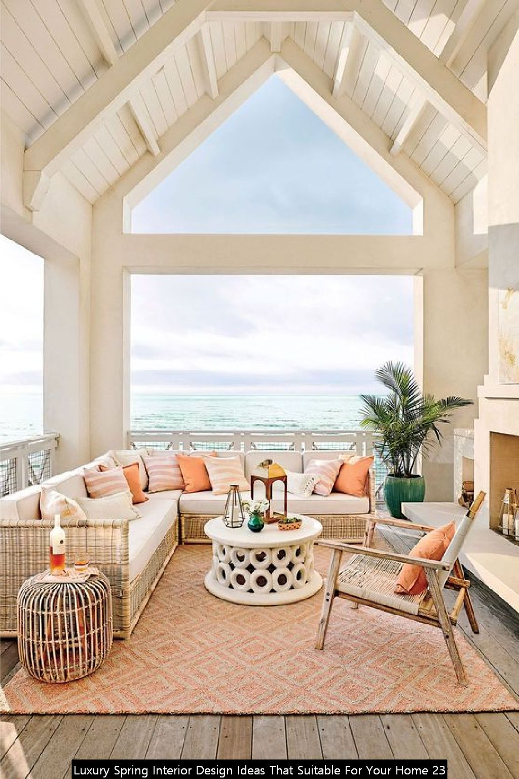 Luxury Spring Interior Design Ideas That Suitable For Your Home 23