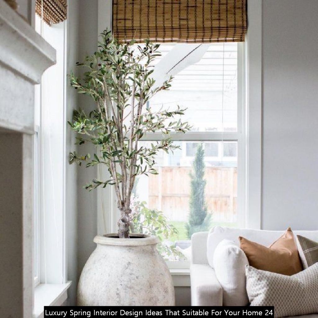 Luxury Spring Interior Design Ideas That Suitable For Your Home 24