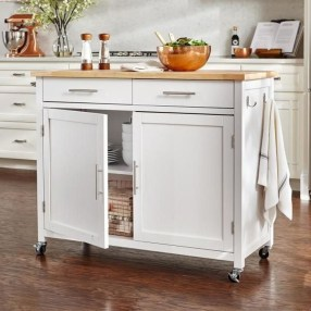 Simple Kitchen Storage Design Ideas That You Want To Try 11