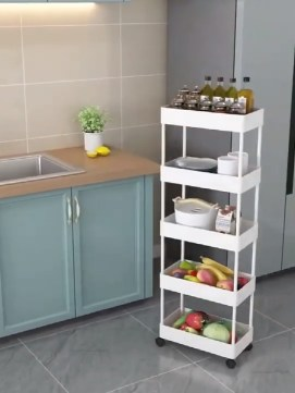 Simple Kitchen Storage Design Ideas That You Want To Try 30