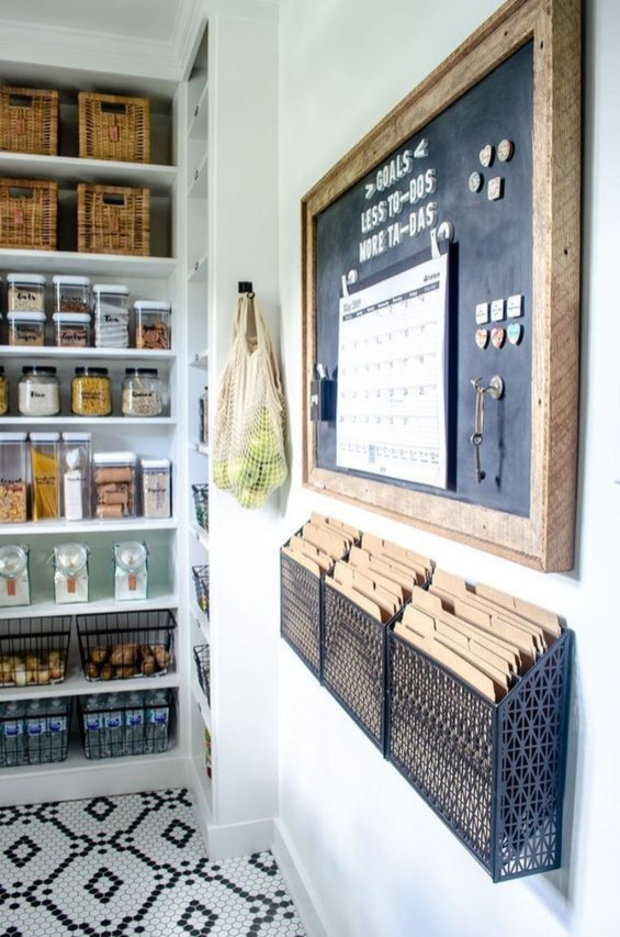 Simple Kitchen Storage Design Ideas That You Want To Try 46