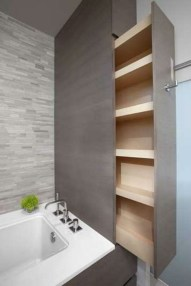 Smart Space Saving Bathroom Solutions Ideas That You Need To Copy 14