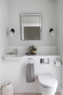 Smart Space Saving Bathroom Solutions Ideas That You Need To Copy 28