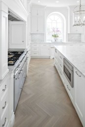 Top White Kitchen Cabinetry Design Ideas That Looks More Modern 21