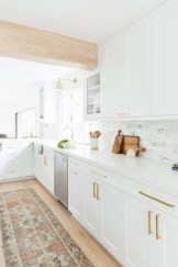 Top White Kitchen Cabinetry Design Ideas That Looks More Modern 32