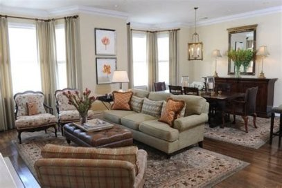 Best Ideas For Traditional Living Rooms With Oriental Rugs 06