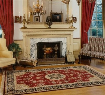 Best Ideas For Traditional Living Rooms With Oriental Rugs 10