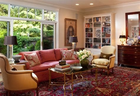 Best Ideas For Traditional Living Rooms With Oriental Rugs 30