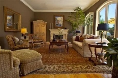 Best Ideas For Traditional Living Rooms With Oriental Rugs 40