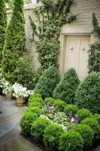 Brilliant Front Yard Corner Lot Landscaping Ideas 06