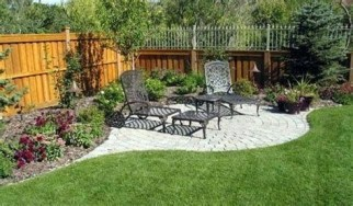 Brilliant Front Yard Corner Lot Landscaping Ideas 11
