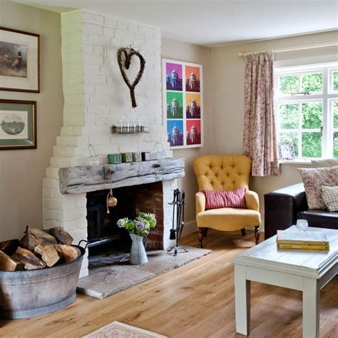 Cool Chimney Ideas For Living Room 30
