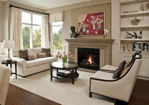 Cool Chimney Ideas For Living Room 35