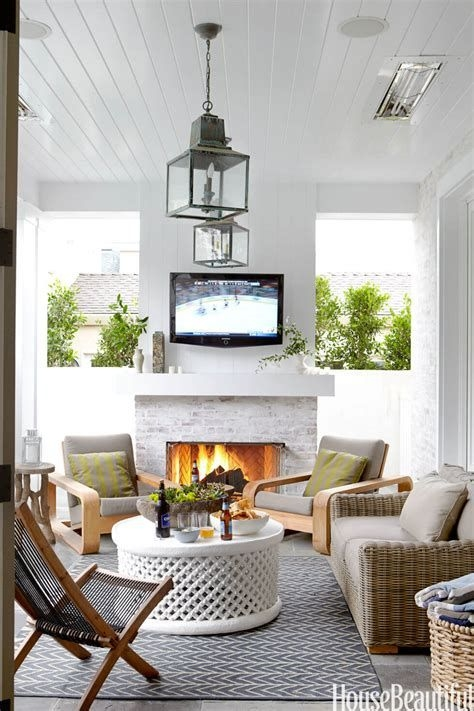 Cool Chimney Ideas For Living Room 39