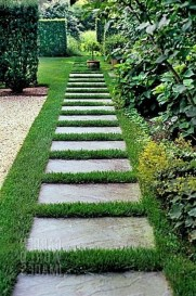 Totally Inspiring Front Yard Pathway Ideas 30