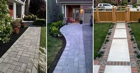 Totally Inspiring Front Yard Pathway Ideas 37