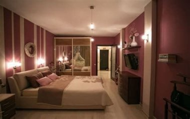 Awesome Burgundy And Grey Bedroom Ideas 29