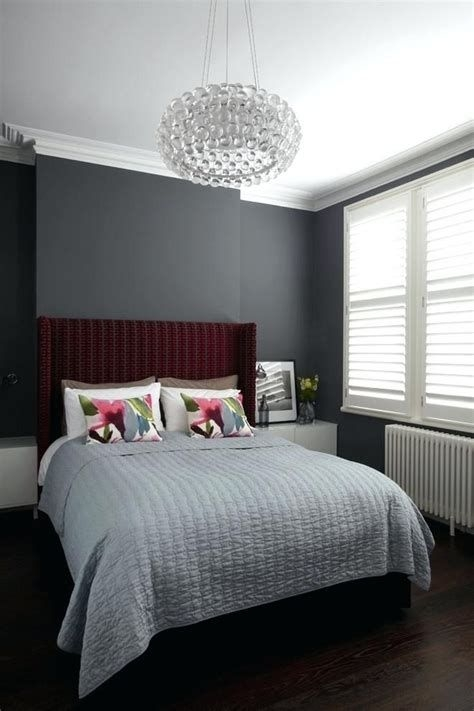 Awesome Burgundy And Grey Bedroom Ideas 42