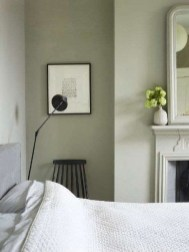 Creative Sage Green Accent Wall Bedroom Ideas 20