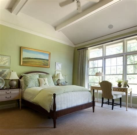 Creative Sage Green Accent Wall Bedroom Ideas 37
