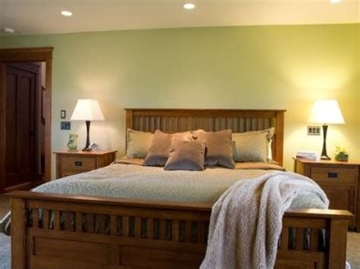 Creative Sage Green Accent Wall Bedroom Ideas 42