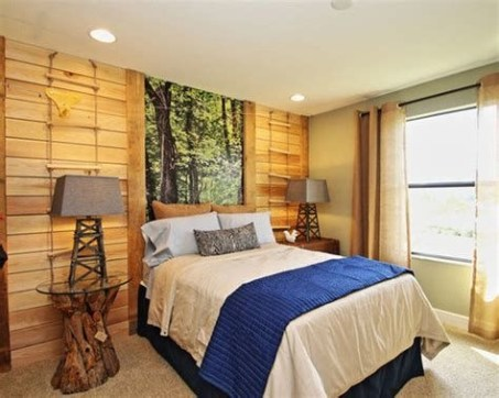 Most Popular Nature Themed Bedroom Ideas 02