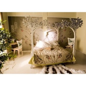 Most Popular Nature Themed Bedroom Ideas 22