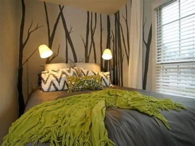 Most Popular Nature Themed Bedroom Ideas 23