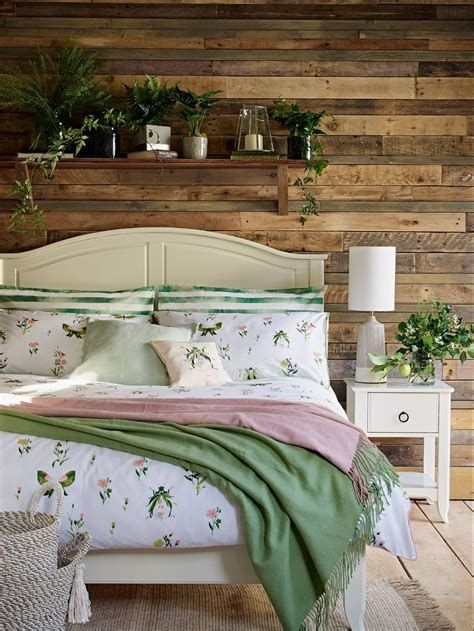 Most Popular Nature Themed Bedroom Ideas 29