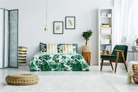 Most Popular Nature Themed Bedroom Ideas 31