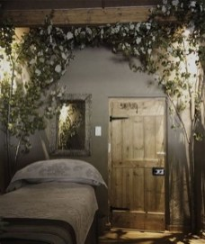 Most Popular Nature Themed Bedroom Ideas 37