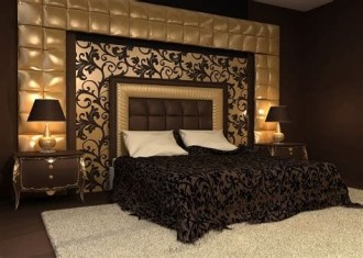 Totally Comfy White And Gold Themed Bedroom Ideas 20