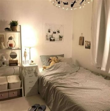 Adorable Aesthetic Room Ideas For Small Rooms 40