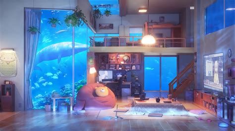 Awesome Aesthetic Room Background Ideas 26