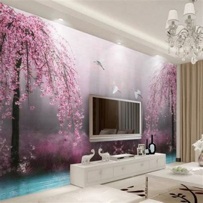Awesome Aesthetic Room Background Ideas 27