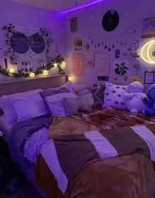 Cool Aesthetic Bedroom Background Ideas 11