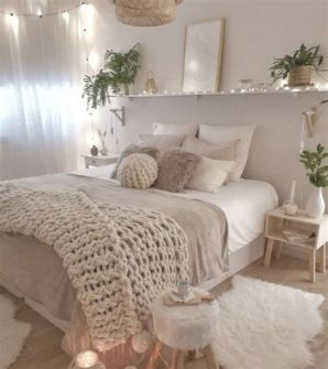 Cool Aesthetic Bedroom Background Ideas 20