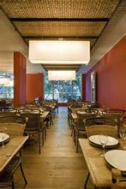 Lovely Low Budget Small Restaurant Design Ideas 17
