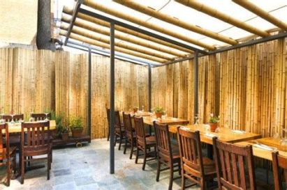Lovely Low Budget Small Restaurant Design Ideas 29