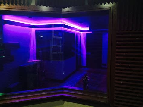 Most Popular Aesthetic Room With Led Lights Ideas 12