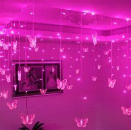 Most Popular Aesthetic Room With Led Lights Ideas 31